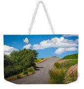 Palouse Country Road Weekender Tote Bag