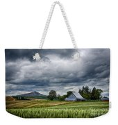 Palouse Farm And Steptoe Butte Weekender Tote Bag