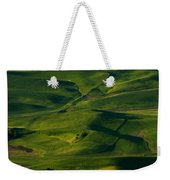Palouse Green Weekender Tote Bag