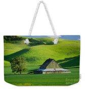 Palouse Grey Barn Weekender Tote Bag