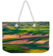 Palouse Ocean Of Wheat Weekender Tote Bag