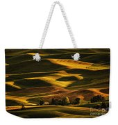 Palouse Sunset From Steptoe Butte Weekender Tote Bag