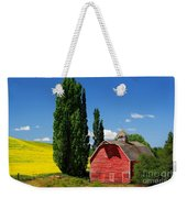 Palouse Weathered Barn Weekender Tote Bag