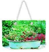 Pan Full Of Color  Digital Paint Weekender Tote Bag