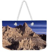 Panaca Sandstone Formations Cathedral Gorge State Park Nevada Weekender Tote Bag