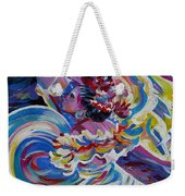 Panama Carnival. Folk Dancers Weekender Tote Bag