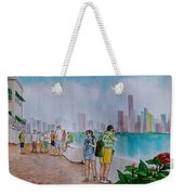 Panama City Panama Weekender Tote Bag