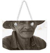 Panamanian Country Man Weekender Tote Bag