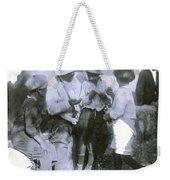 Pancho Villa With Children #1  Durango C. Weekender Tote Bag