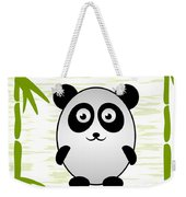 Panda - Animals - Art For Kids Weekender Tote Bag