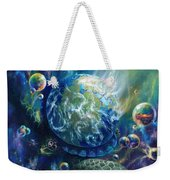 Pangaea Weekender Tote Bag by Kd Neeley