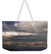 Panorama Clearing Summer Storm Bryce Canyon National Park Utah Weekender Tote Bag