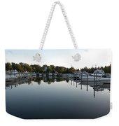 Panorama Harbor 02 Weekender Tote Bag