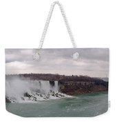 Panorama - Niagara Falls Weekender Tote Bag