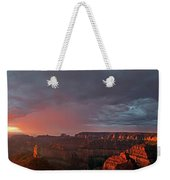Panorama North Rim Grand Canyon National Park Arizona Weekender Tote Bag