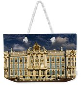Panorama Of Catherine Palace Weekender Tote Bag by David Smith
