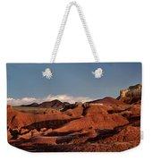 Panorama Of Goblin Valley State Park Utah Weekender Tote Bag
