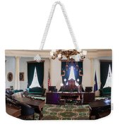 Panorama Of The Vermont State House Montpelier Vermont Weekender Tote Bag