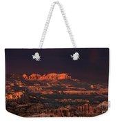 Panorama Rainbow Bryce Canyon National Park Utah Weekender Tote Bag