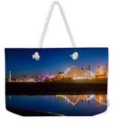 Panorama - Santa Cruz Boardwalk Weekender Tote Bag