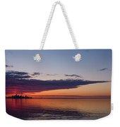Panorama - Toronto Sunrise In June  Weekender Tote Bag