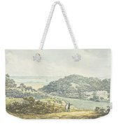 Panoramic After View, From The Red Book Weekender Tote Bag