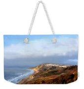 Panoramic California Coast Weekender Tote Bag