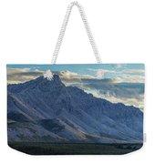 Panoramic Image Of Royal Mountain Weekender Tote Bag