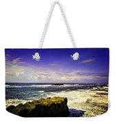 Panoramic View Of The Pacific Ocean Weekender Tote Bag