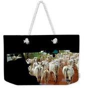 Pantenal Cows Weekender Tote Bag