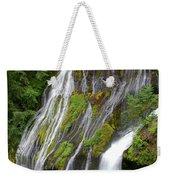 Panther Creek Falls 2- Washington Weekender Tote Bag