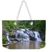 Panther Creek Falls Weekender Tote Bag