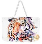 Panthera Tiger II Weekender Tote Bag