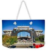 Panthers Stadium Weekender Tote Bag