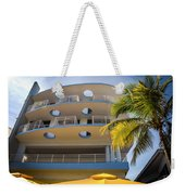Congress Hotel Of South Beach Weekender Tote Bag