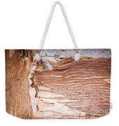 Paper Bark Background Weekender Tote Bag