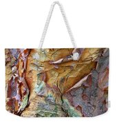 Paperbark Abstract Weekender Tote Bag