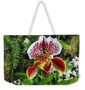 Paph Fiordland Sunset Orchid Weekender Tote Bag
