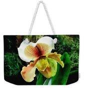 Paph Hellas Westonbirt Orchid Weekender Tote Bag