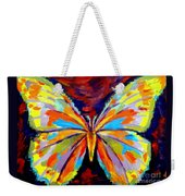Papillon Colore Weekender Tote Bag