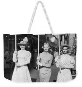 Parade For Court Reform Weekender Tote Bag