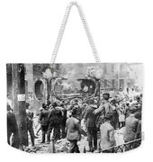 Parade Of Ringling Circus Featuring Weekender Tote Bag