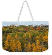 Paradise Autumn Weekender Tote Bag