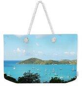 Paradise Awaits Weekender Tote Bag