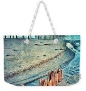 Paradise Cove Pier Weekender Tote Bag