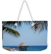 Paradise Escape Weekender Tote Bag
