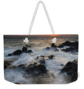 Paradise Flow Weekender Tote Bag by Mike  Dawson
