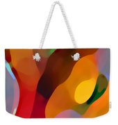 Paradise Found 3 Weekender Tote Bag by Amy Vangsgard