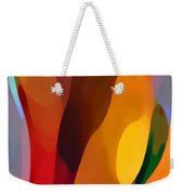 Paradise Found 3 Tall Weekender Tote Bag by Amy Vangsgard