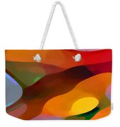 Paradise Found Weekender Tote Bag by Amy Vangsgard